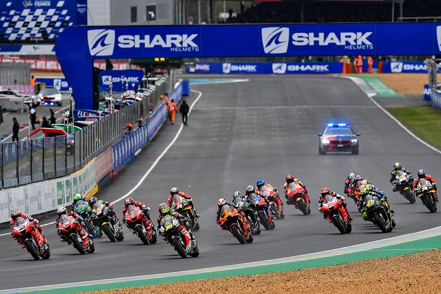 フランスャ GP