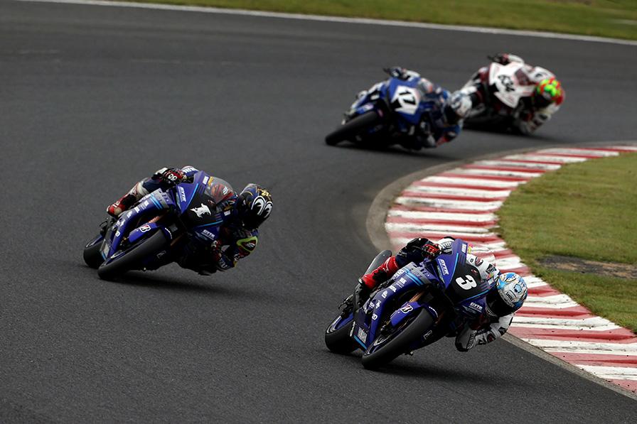 第2戦のレース1