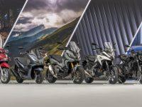 ホンダが欧州向け二輪車2021年型モデルに7機種を追加
