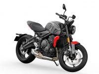 トライアンフモーターサイクルズジャパンが新型TRIDENT 660を発表