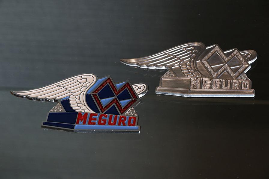 MEGUROのロゴ