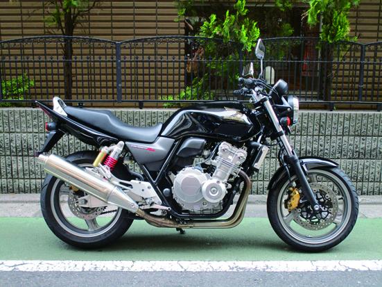 CB400SF VTEC
