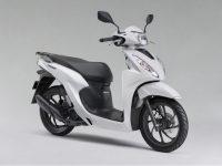 50の手軽さと125の利便性を兼ね備えたDio110がモデルチェンジ