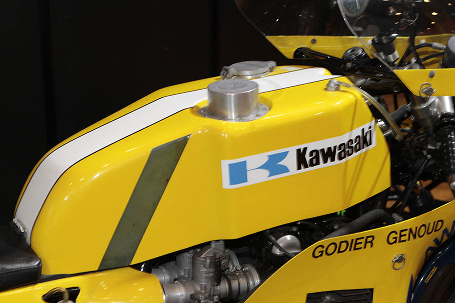 EGLI Kawasaki 1000