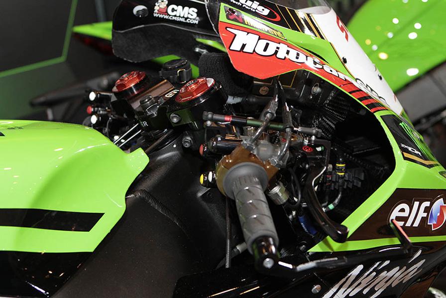 2020鈴鹿8時間耐久ロードレース Ninja ZX-10RR