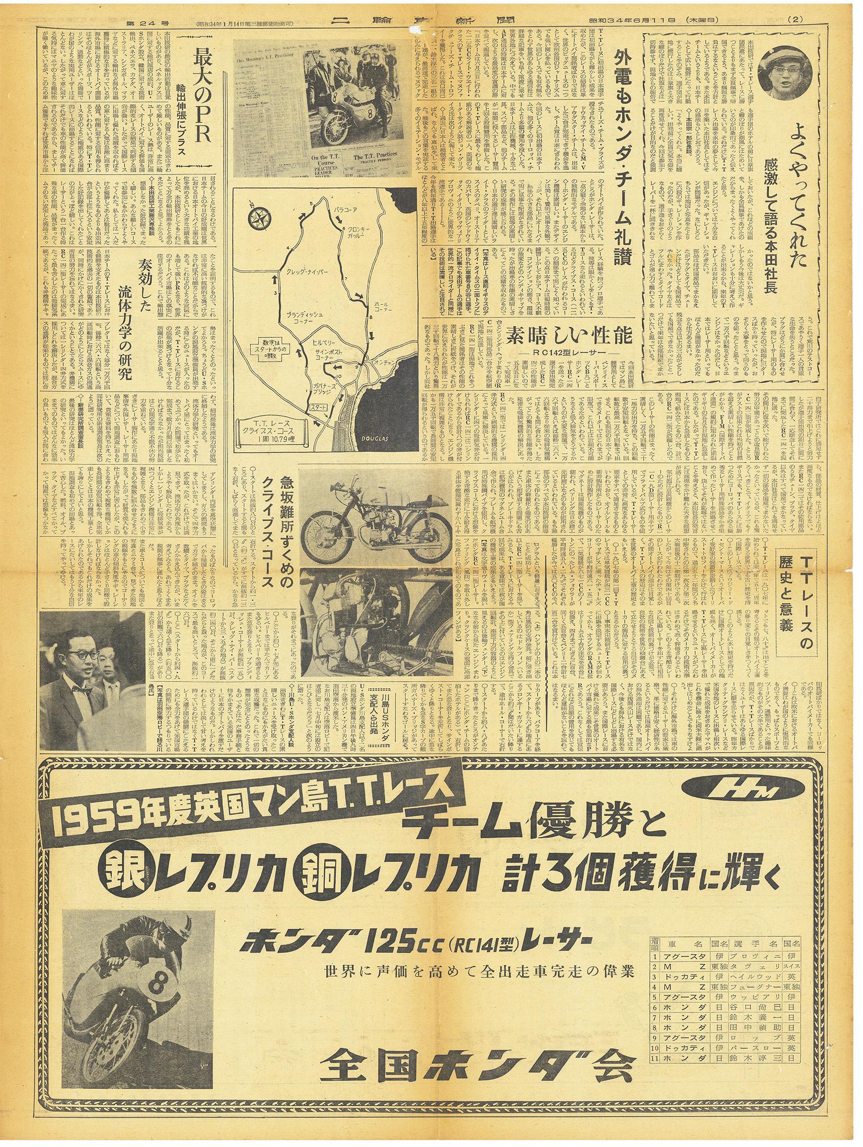 二輪車新聞