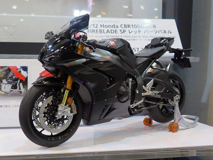 CBR1000RR-R FIREBLADE SP ブラック