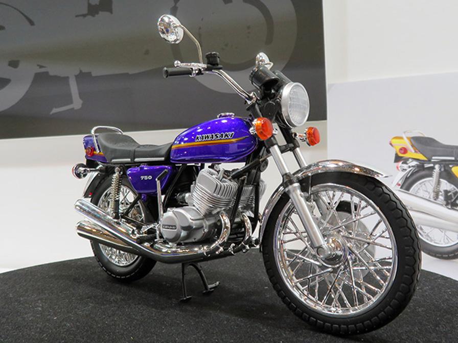KAWASAKI 750SS MACHⅣ