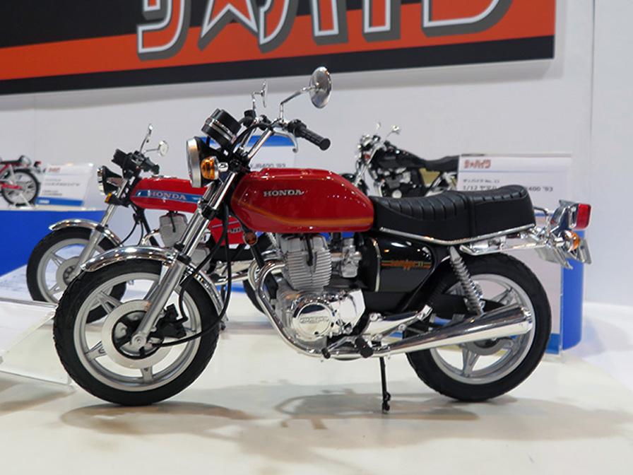 ホンダCB400T HAWK-Ⅱ`78