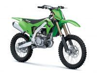 KX250がカラー&グラフィック変更で2022年モデルに