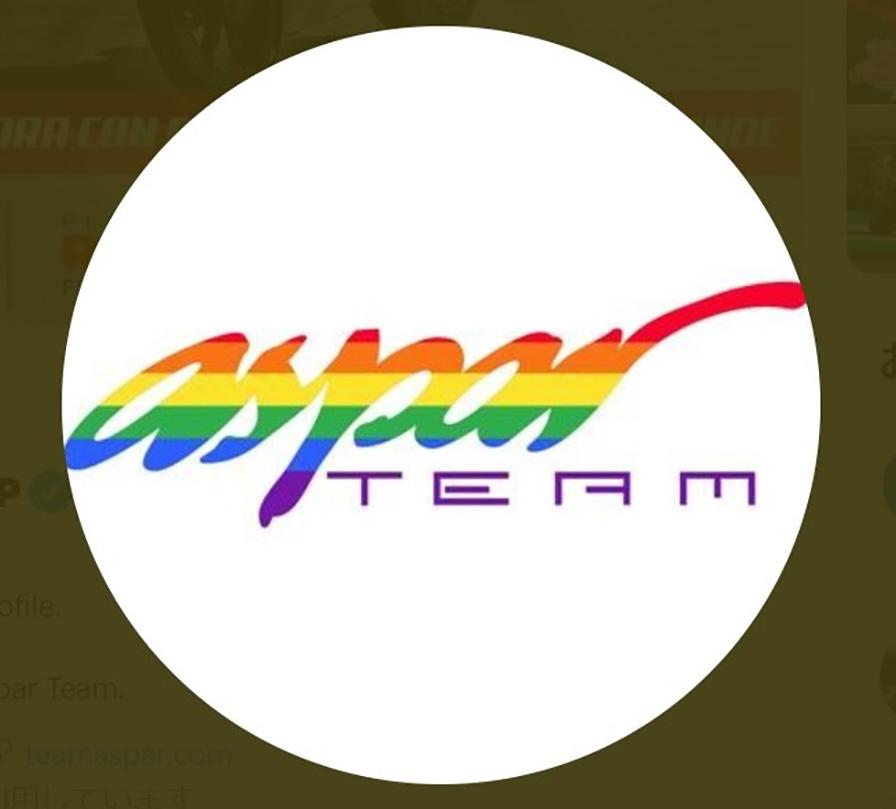 Aspar Teamチームロゴ
