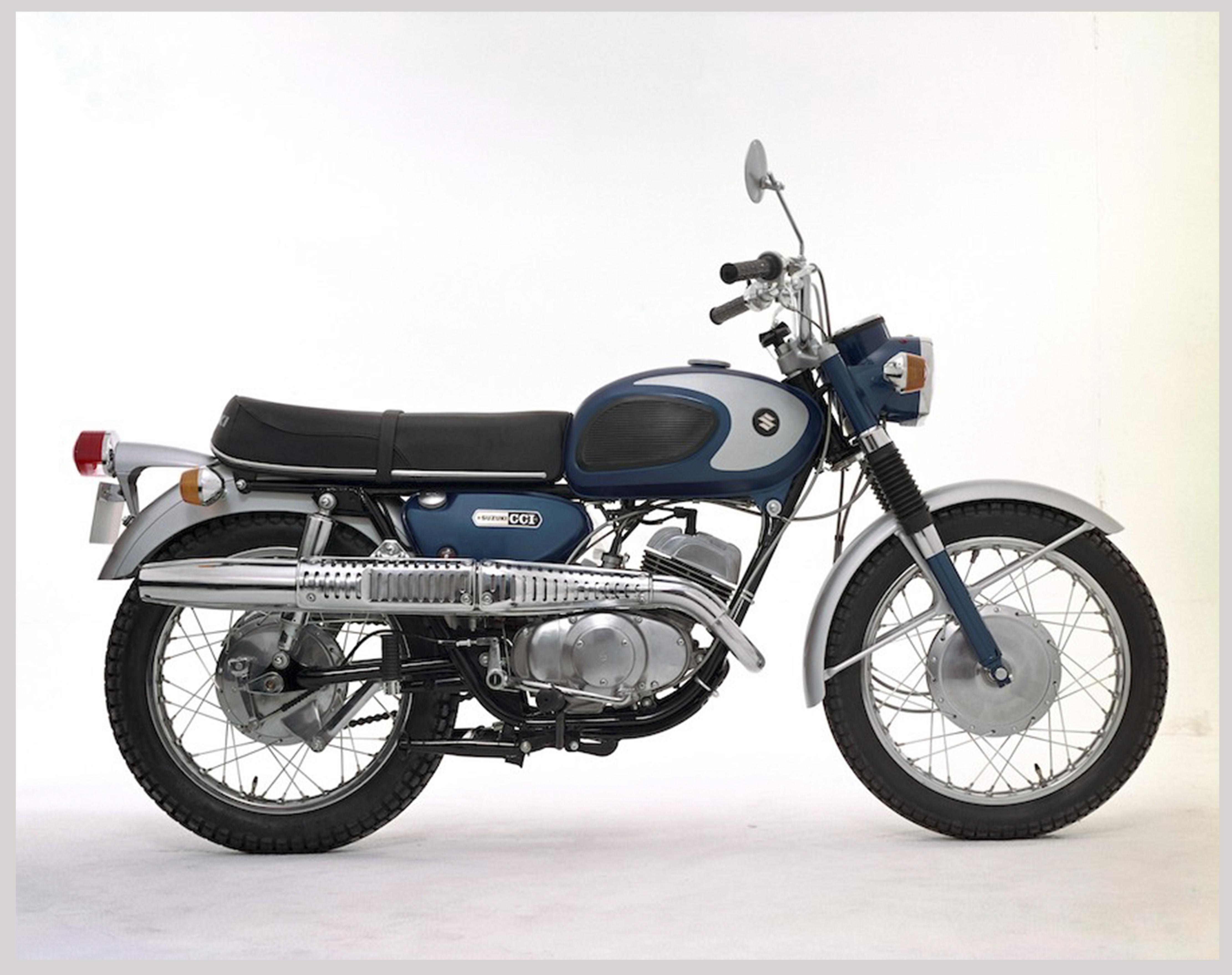 1967年 TC250