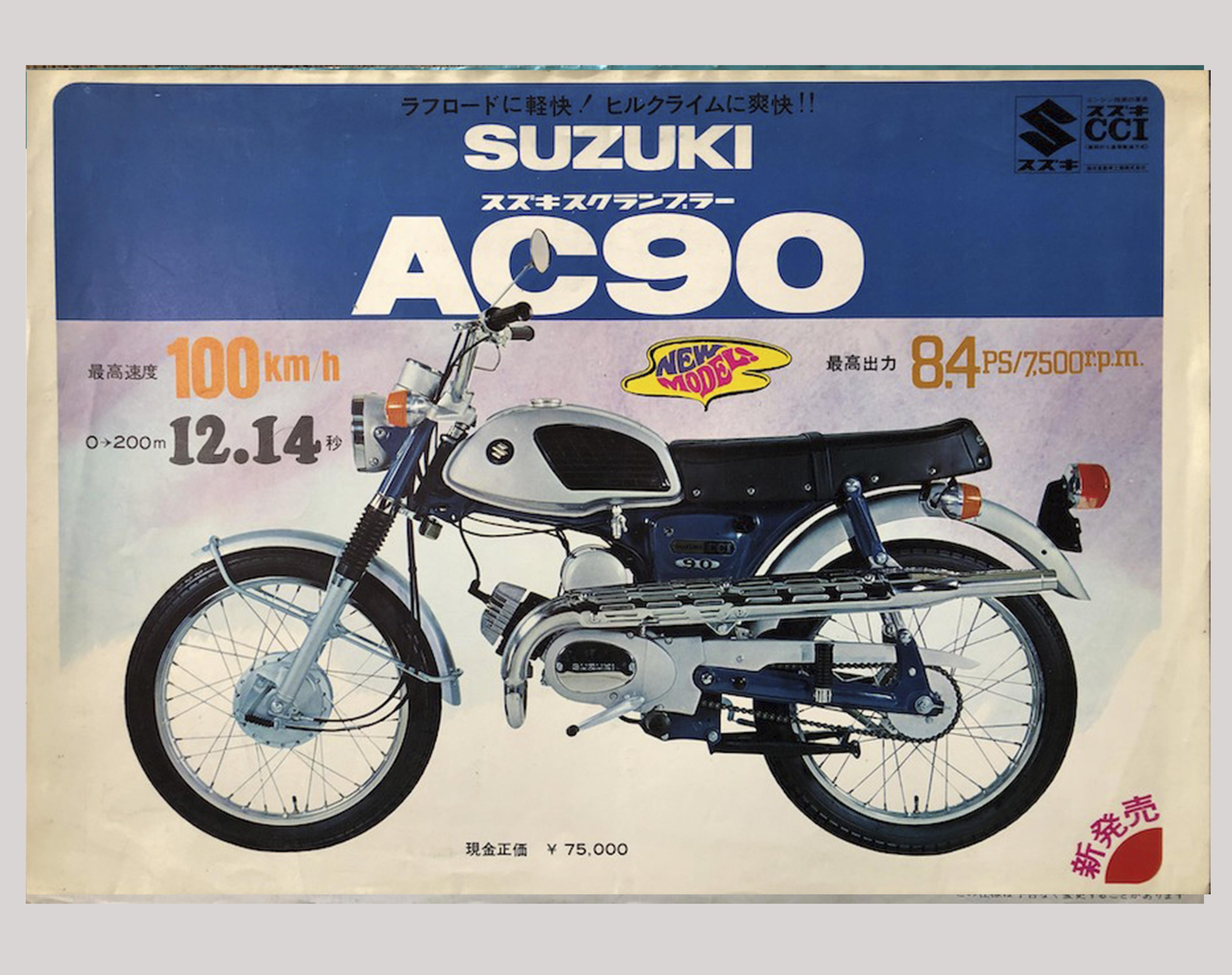 1968年 AC90
