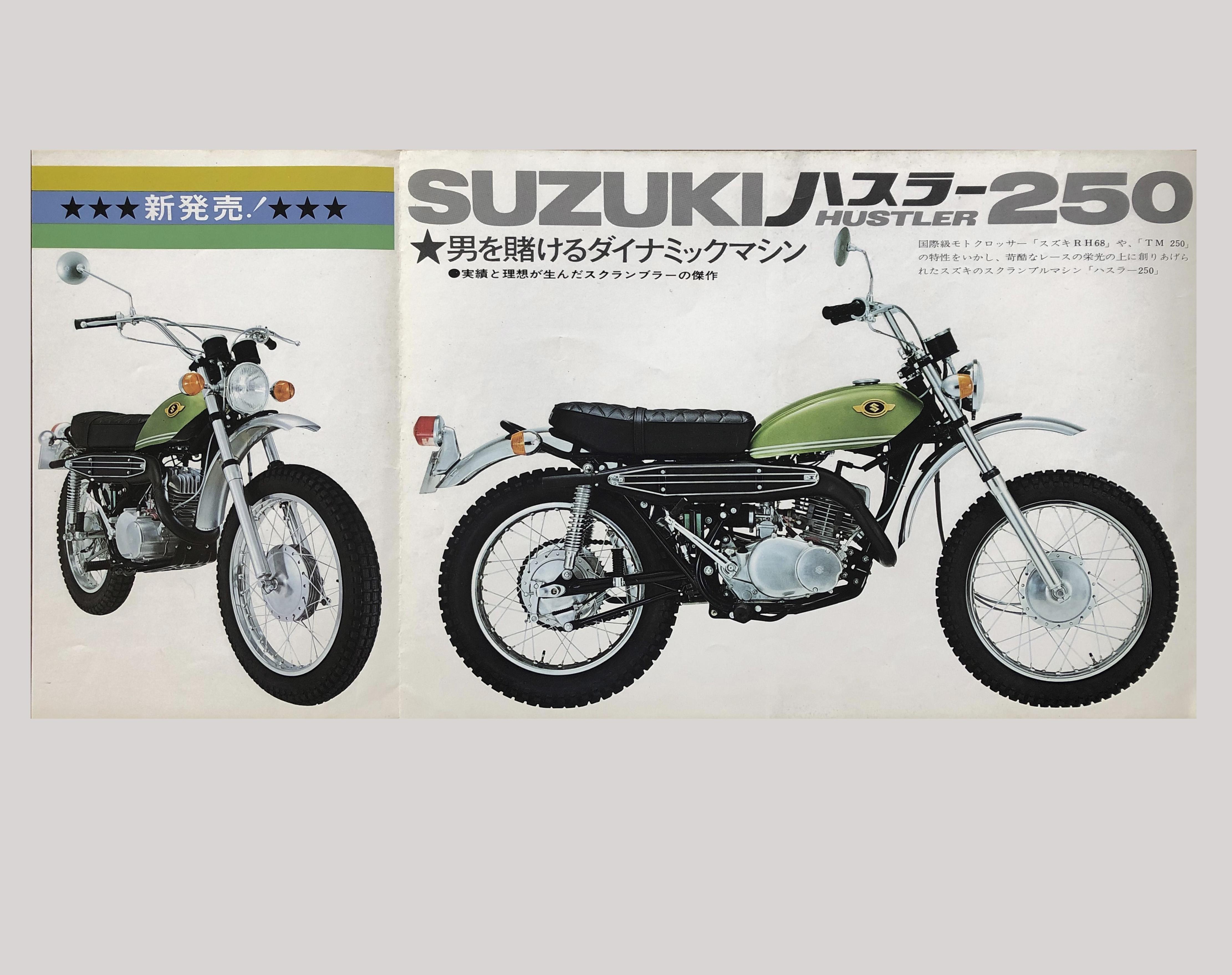 1969年ハスラー250