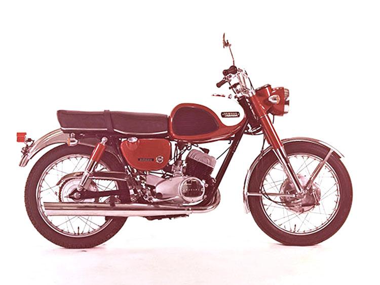 スポーツYDS3(初期型)