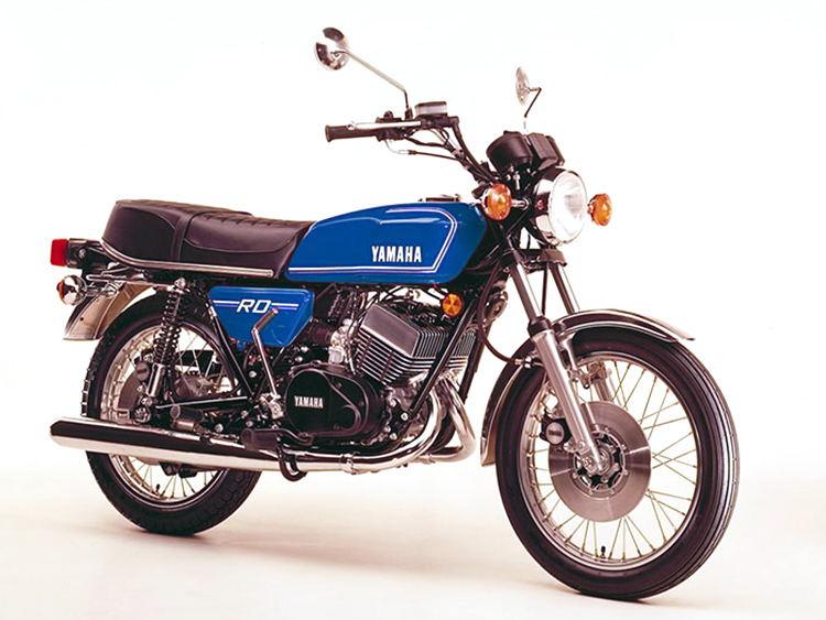RD250Ⅲ ハイスパークブルー