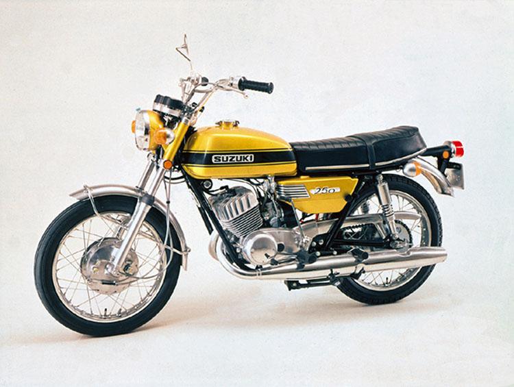 1971年2月 GT250