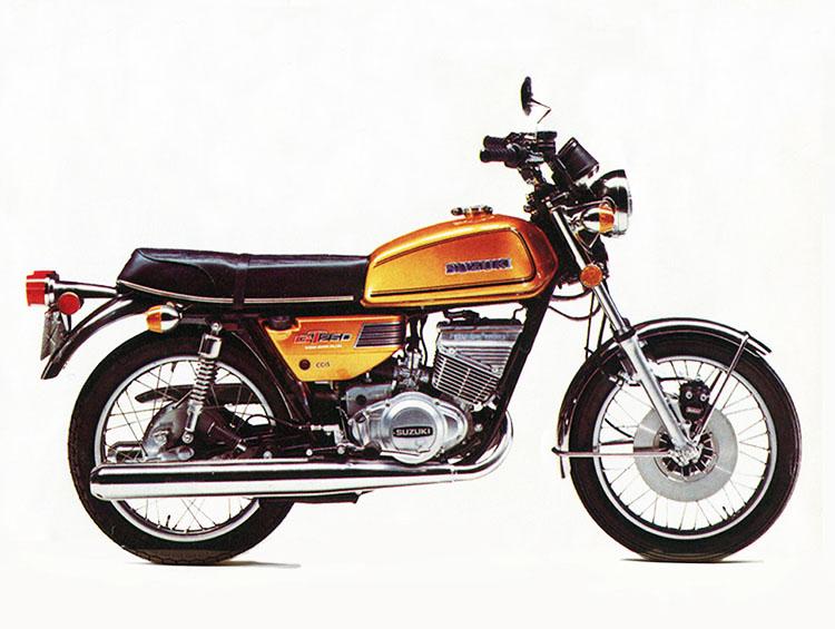 GT250B キャンディゴールド