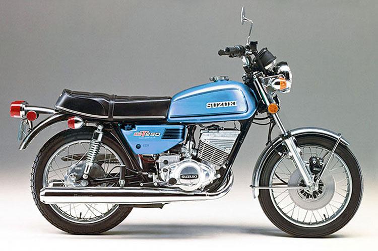 GT250B マウイブルーメタリック