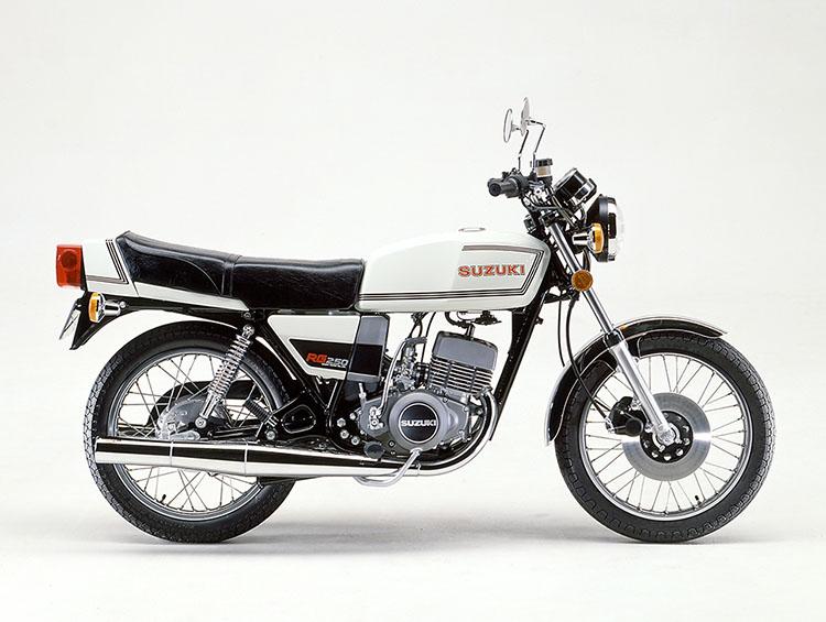RG250 イーグレットホワイト