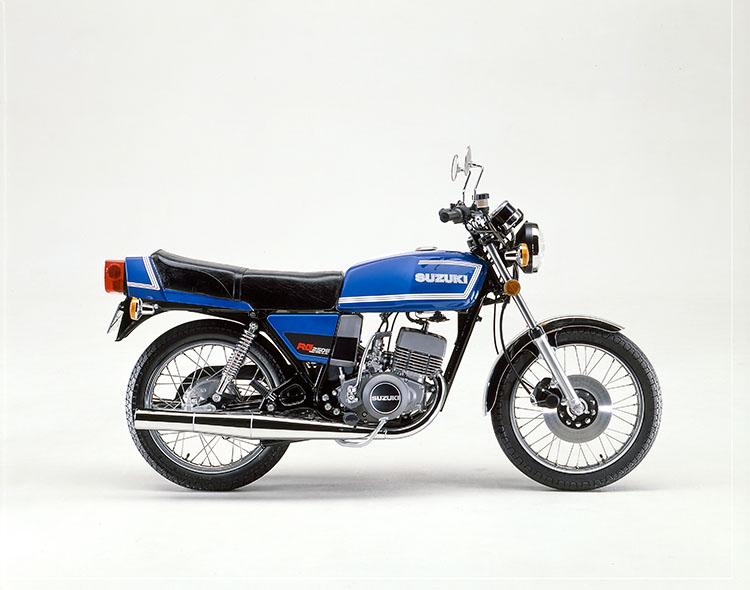 RG250 マーブルカナディアンブルー